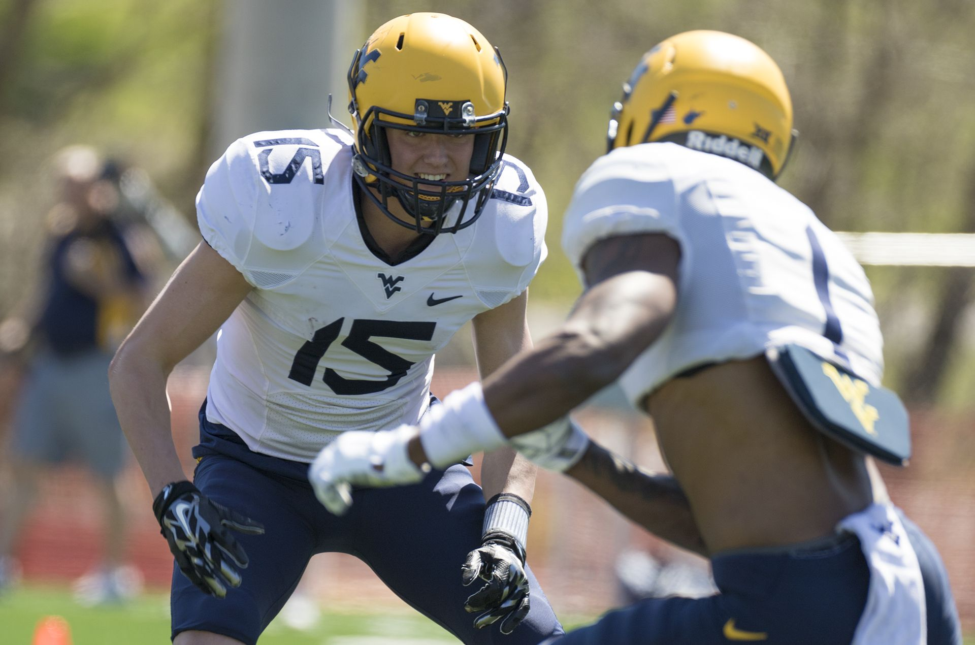 David Sills Rejoins West Virginia Committed To Playing Receiver West Virginia Wvu Sports Virginia