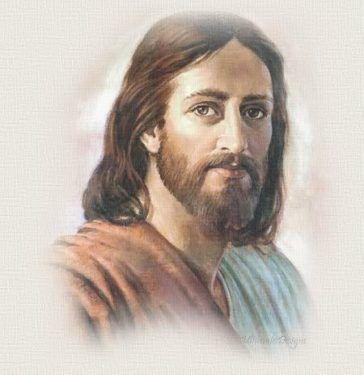 Jesus portrayed