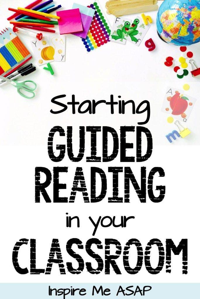 Starting Guided Reading Guided reading, Guided reading