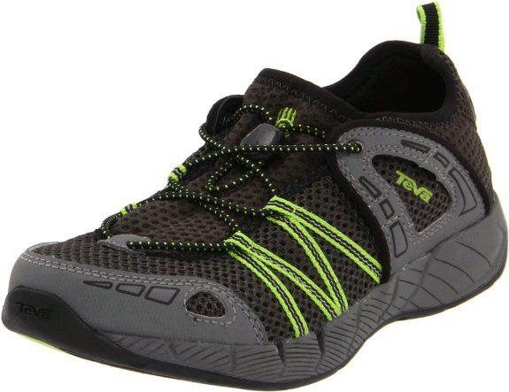 c2a0259c8 Amazon.com  Teva Churn Water Shoe (Toddler Little Kid Big Kid)  Shoes