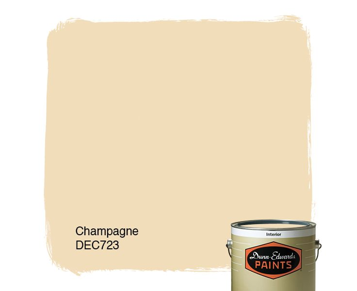 Color Champagne Dec723 Dunn Edwards Paint Dunn Edwards White