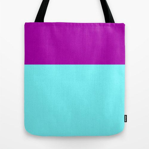 VIDA Tote Bag - Ultra Violet Breeze by VIDA EVr5uWShy