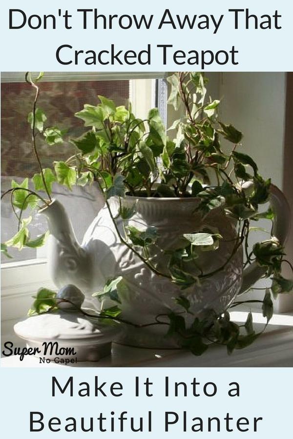 Teapot Planter -   19 plants Beautiful planters ideas