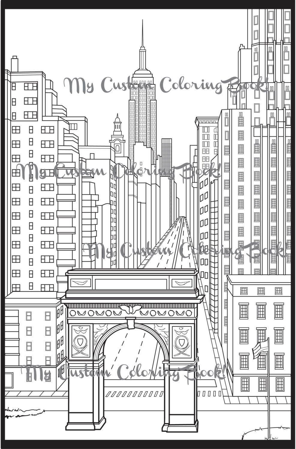 Pin by Helen Savage-Olsen on ColoringBookStyle | Pinterest ...