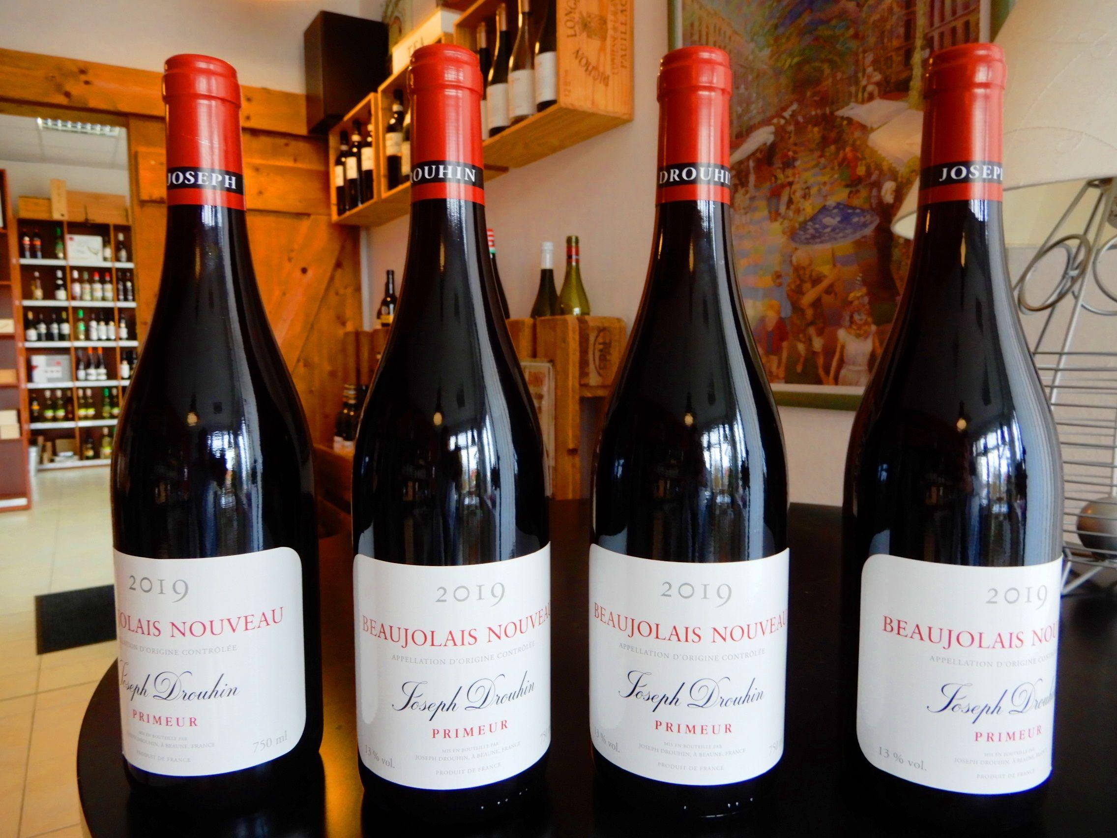 Naša ponuka Beaujolais  Božolé  2019 Už te si spravili rezerváciu