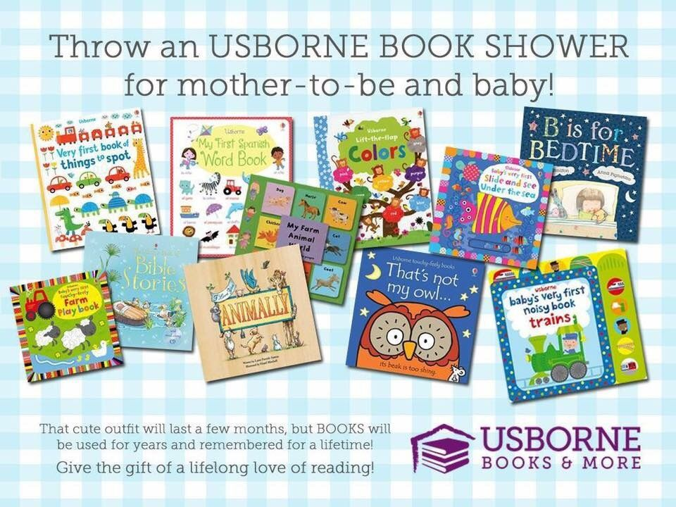 Books for all ages! When you set up a wish list for the baby ...