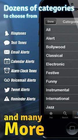 best ringtone apps for iphone 4