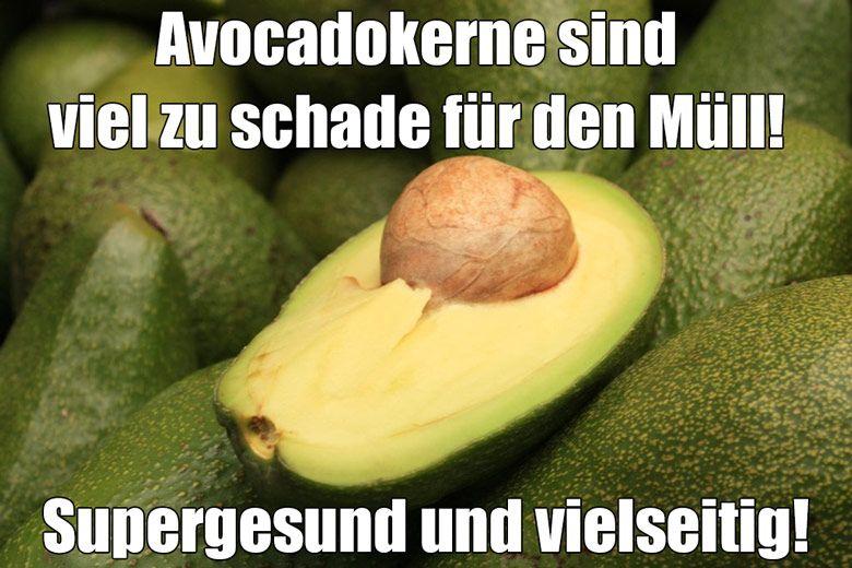 nicht wegwerfen avocadokerne sind viel zu schade f r den m ll denn wenn du sie schluckst. Black Bedroom Furniture Sets. Home Design Ideas