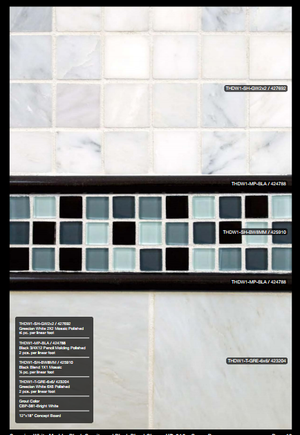 Pin By Nicole Persons On Dream Home White Marble Tiles Glass Tile Backsplash Glass Backsplash