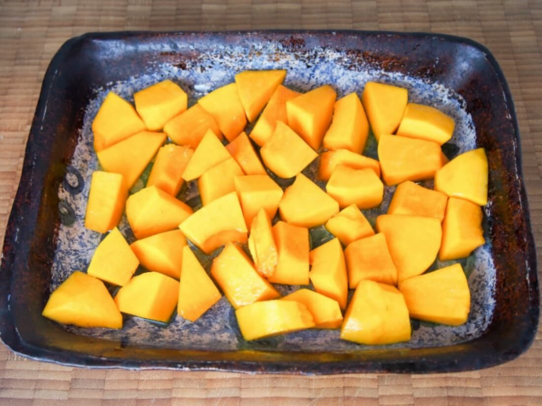 Maple Roasted Buttercup Squash Ready To Roast Buttercup Squash Squash Recipes Squash