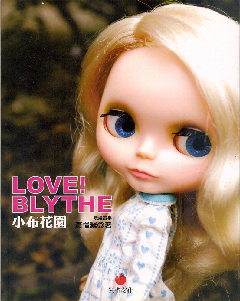 Outofprint Blythe Collection 12 Love Blythe craft by MeMeCraftwork