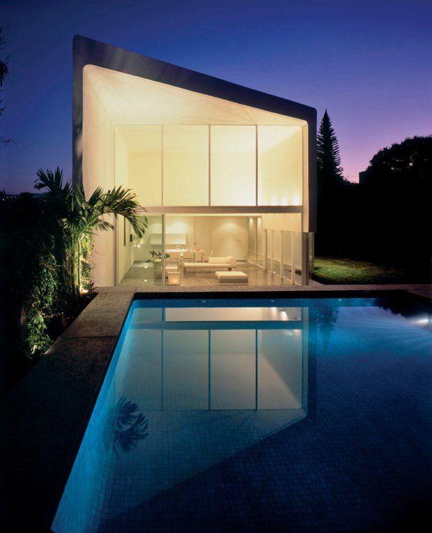 Suntro House by Jorge Hernandez de la Garza Pasión Pinterest