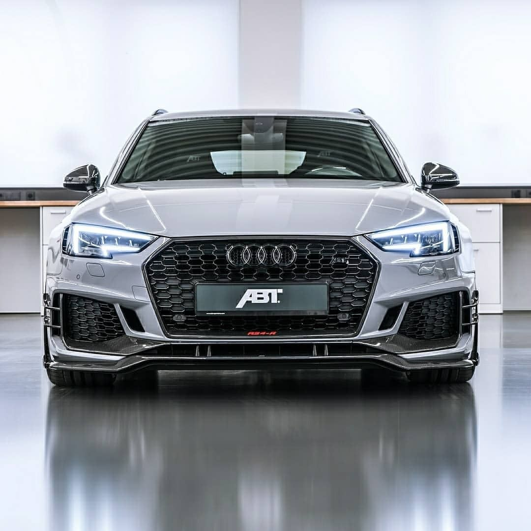 Audi Obsession Brand New Abt Rs4 R By Abt Sportsline