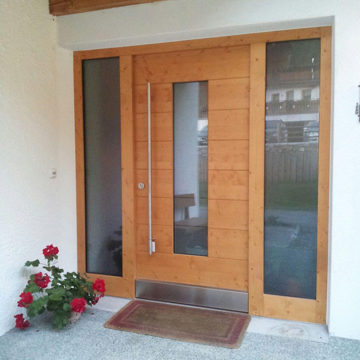 Photo of Wood front doors   Doors Speiser, Niedersonthofen, Allgäu