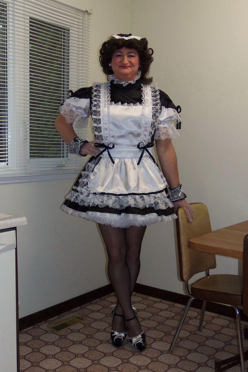 kitchen maid!   kitchen maid, french maid uniform, fashion