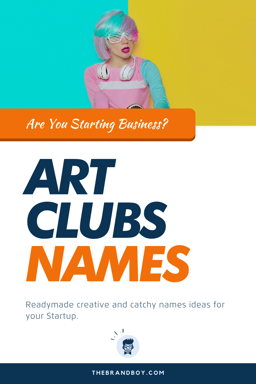 384 Best Art Clubs Names Ideas Thebrandboy Com Art Club Delta Art Fancy Art