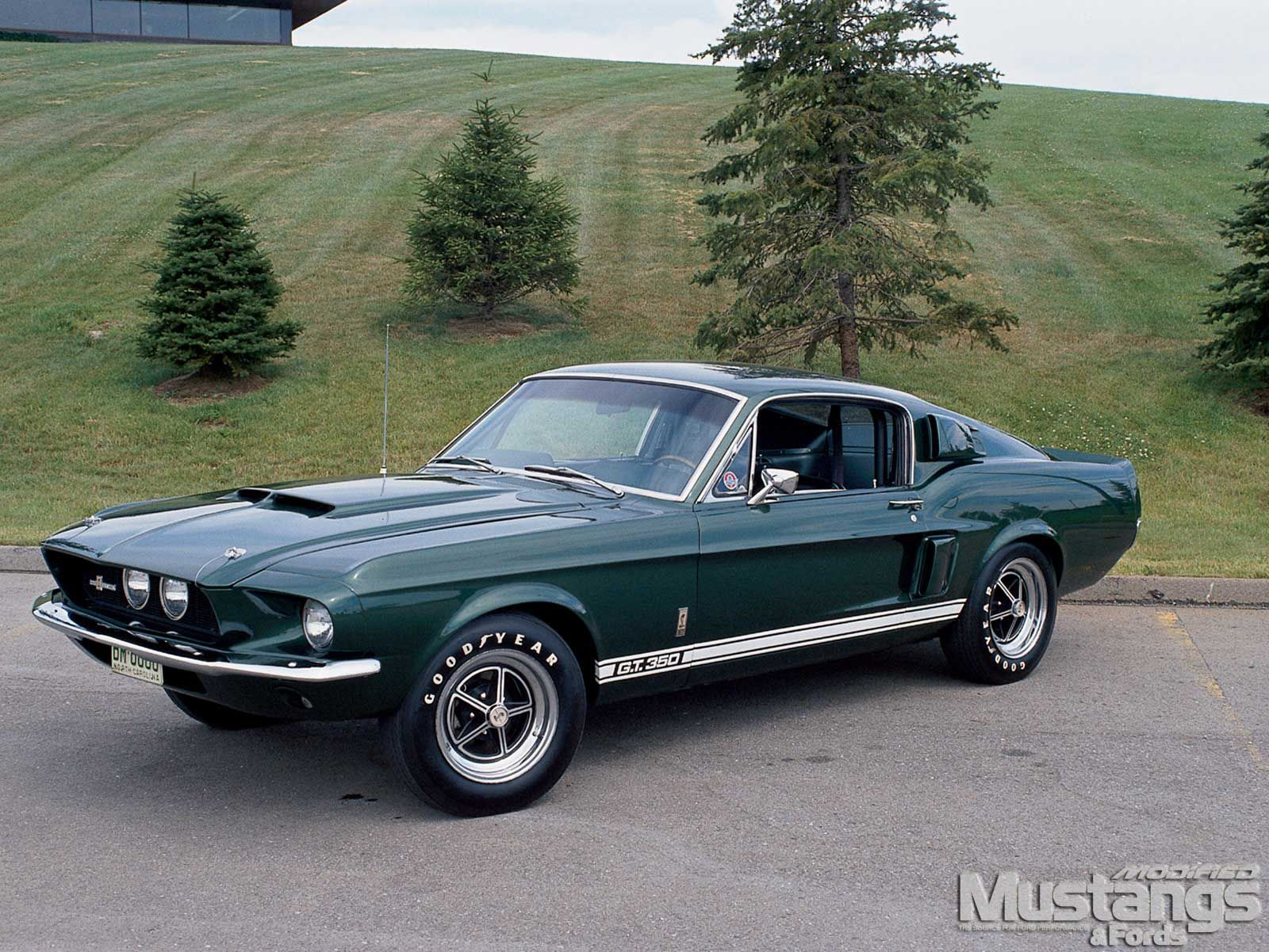 1967 Ford Shelby GT350 Mustang Shelby Power & Image Gallery