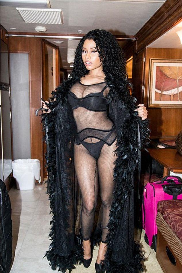 Nicki Minaj Porn Lesbian