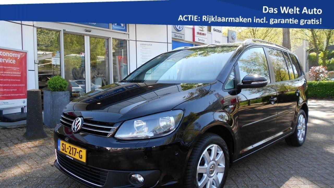 Volkswagen Touran 1.4 TSI LIFE 140 PK / AUTOMAAT