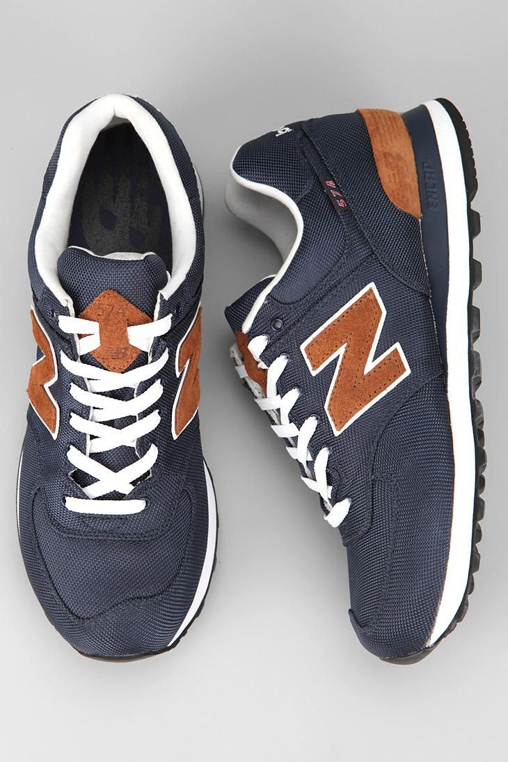 6713a354283 New Balance 574 Backpack Sneaker. Try to learn how to wear sport shoes.  )  i think its really pair with jeans and t shirt.