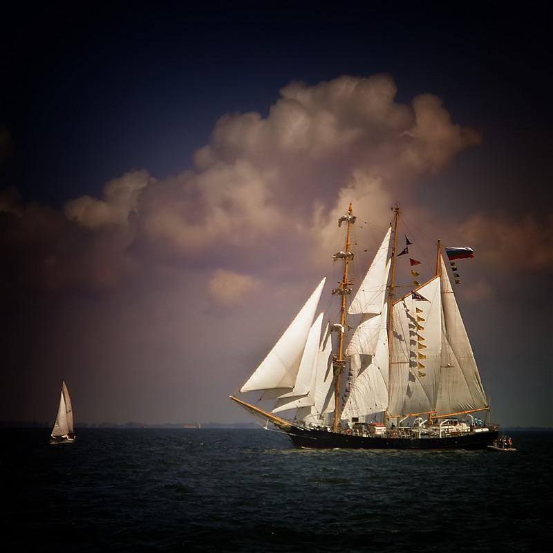 by Roman_tyka, I LOVE old ships