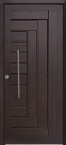 Puertas modernas entrada hierro madera y crital szukaj w for Puertas de madera entrada principal modernas