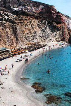 Perissa Beach Santorini Greece Travel Greece Travel Greece