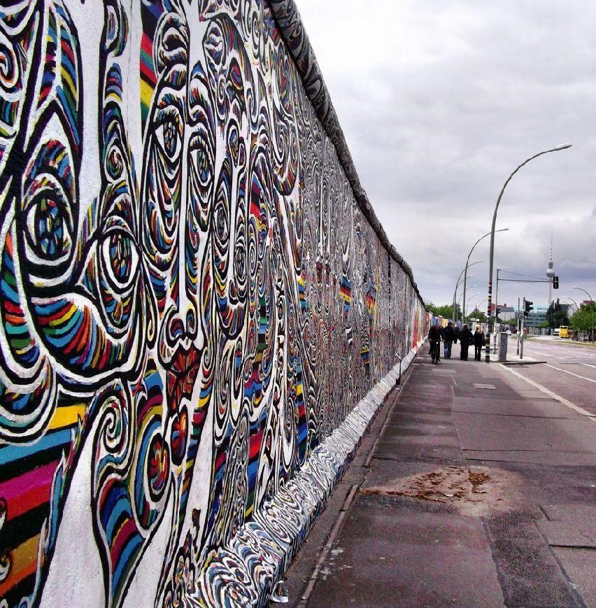 East Side Gallery Berlin Bilder Reisen Berlin Heute