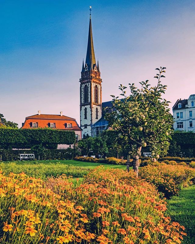 Darmstadt Unternehmungen