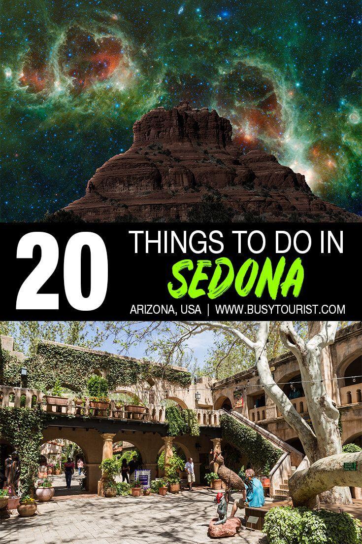 20 Best & Fun Things To Do In Sedona (Arizona)