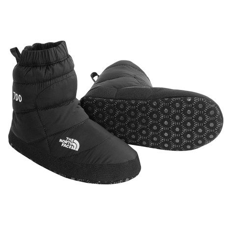 The North Face NSE Tent Down Booties - 700 Fill Power (For Women)  sc 1 st  Pinterest & The North Face NSE Tent Down Booties - 700 Fill Power (For Women ...