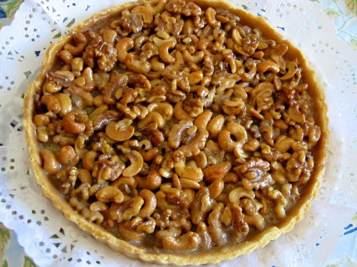 Tarta de nueces: recetas de la Abuela Ali para el mate o el té