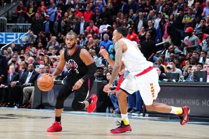 Photos: Clippers vs. Hawks - 01/27/16