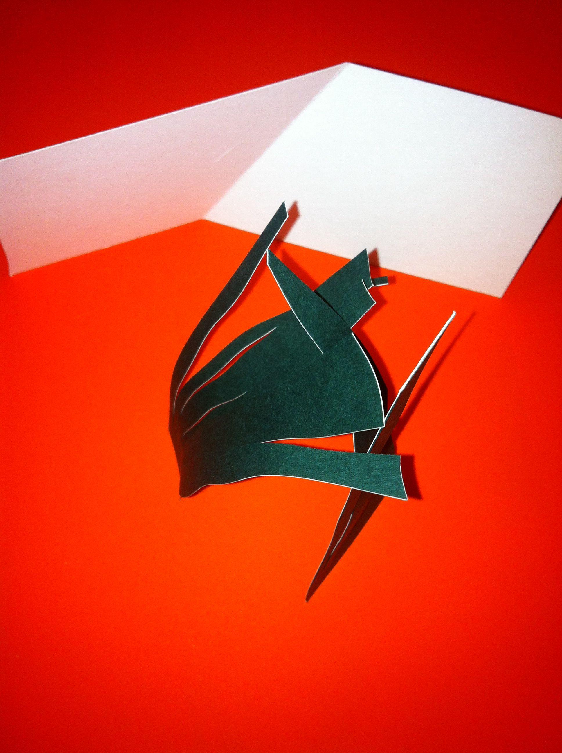Paper balletto