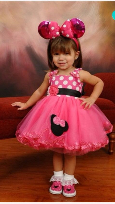 minnie mouse birthday dress by SignatureCollectionB on Etsy https ...