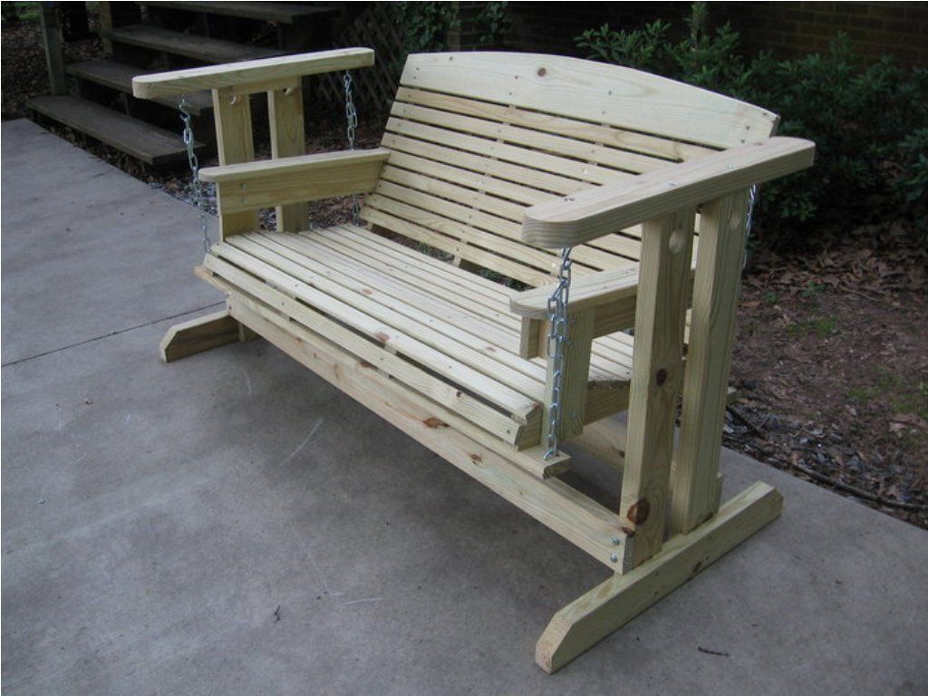 Tips Before Buy A Patio Glider In 2020 Wooden Porch Outdoor Glider Outdoor Glider Chair
