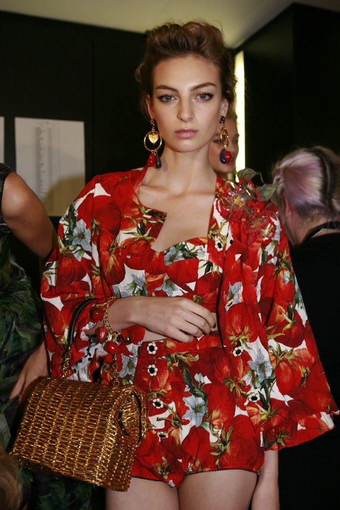 Dolce & Gabbana ss 12