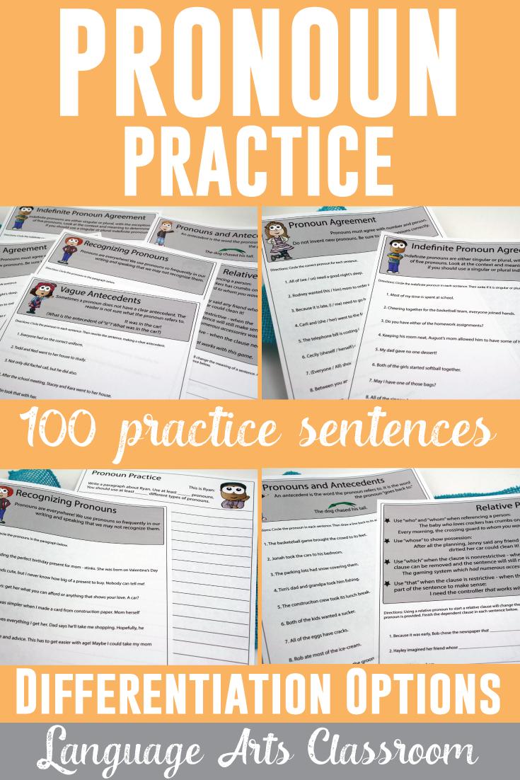 worksheet Indefinite Pronouns List yli tuhat ideaa indefinite pronouns list