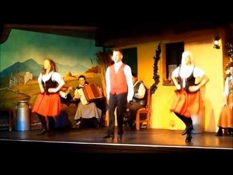 Irish Dance at Bunratty Castle Irish Night