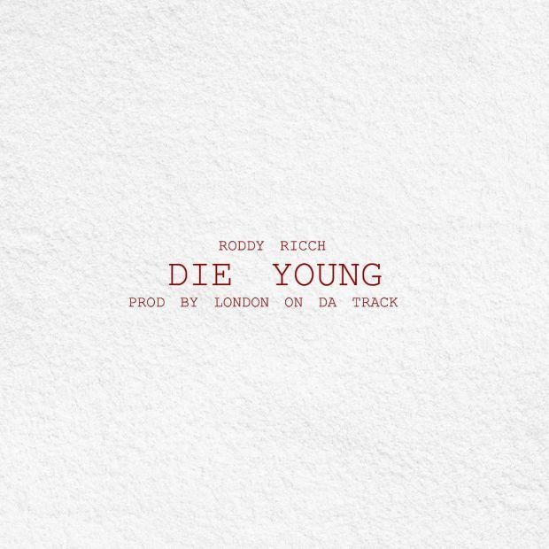 New Music: Roddy Ricch – Die Young | Music | Die young, New music, Music