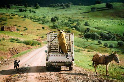 Fotograaf Hielke Gerritse (34).Hoge atlas gebergte in #Marokko.