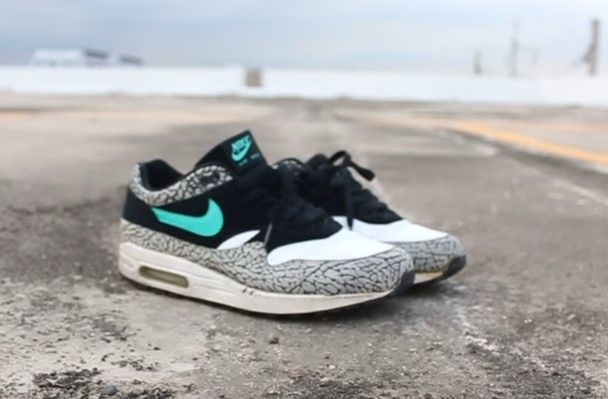The Nike Air Max 1 Atmos Elephant is set to make a return this March after
