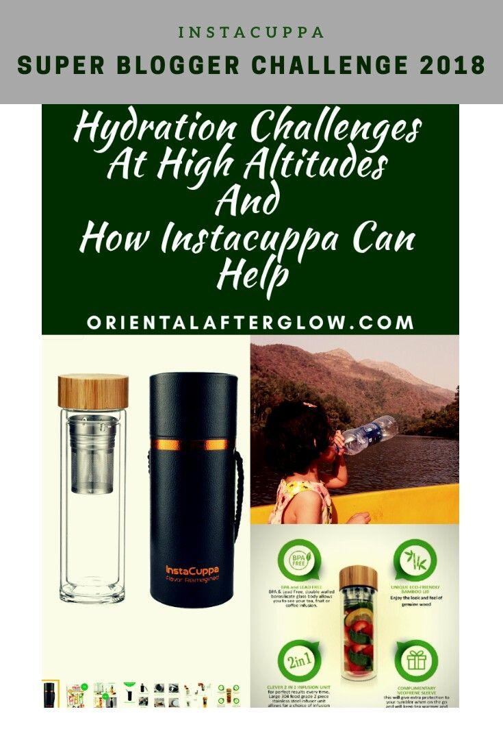 Hydration Challenges At High Altitude And How INSTACUPPA