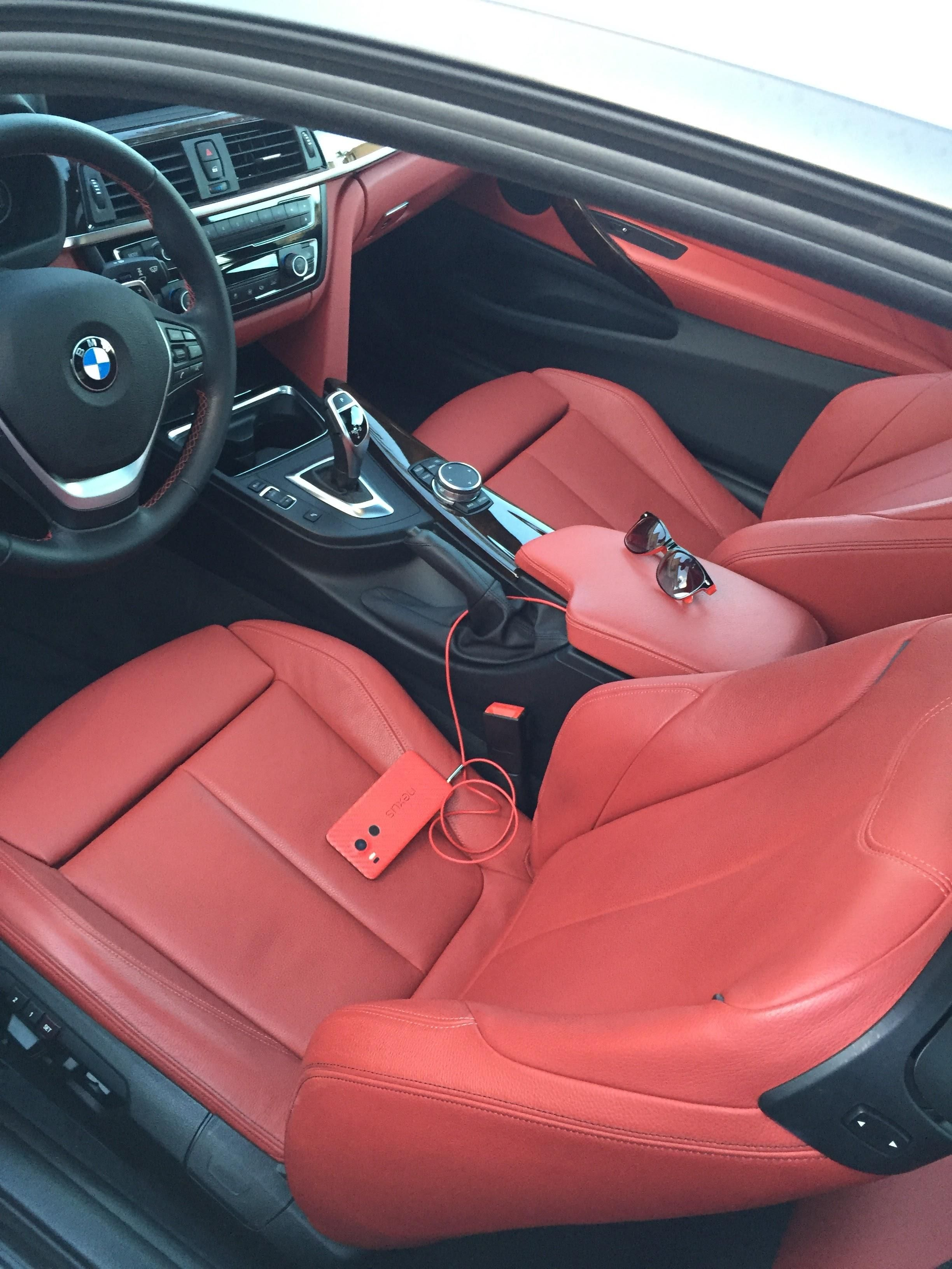 2015 435i Red Interior Bmw Cars M3 Car M4 Auto With Images