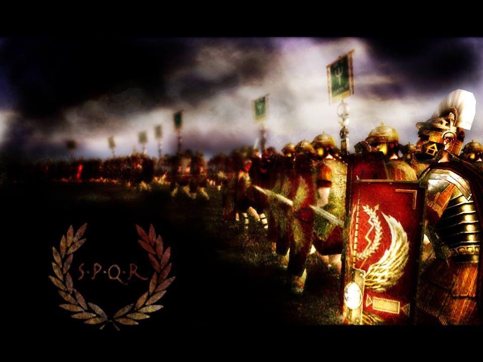 Roma Victor Empire Wallpaper Roman Empire Roman Legion