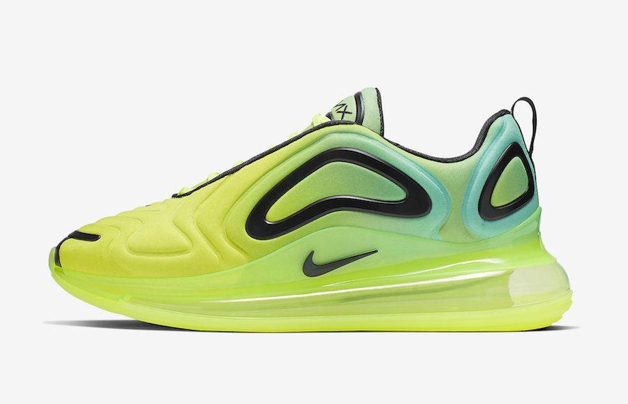 Nike Air Max 720 Volt AO2924 701 Release Date Sneaker Bar