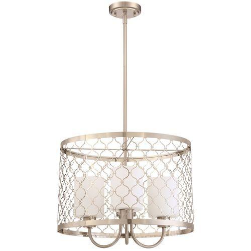 C40593sn marbella mini chandelier satin nickel at shop ferguson com