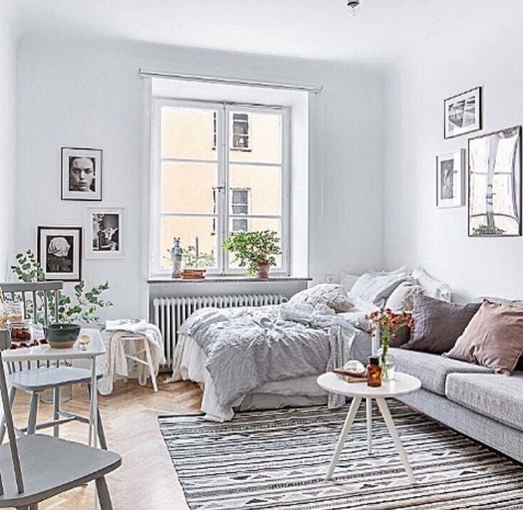 Studio Apartment Cheap: Пин от пользователя Sbeckett на доске Apartment Interiors