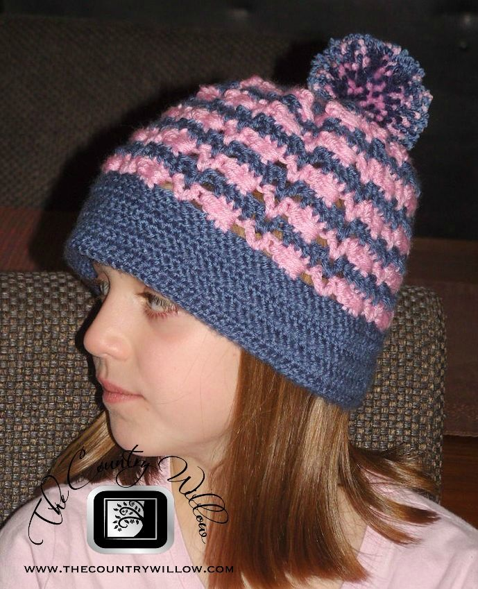 Pinkerbell Hat Pattern « The Yarn Box Free Crochet Pattern | crafts ...