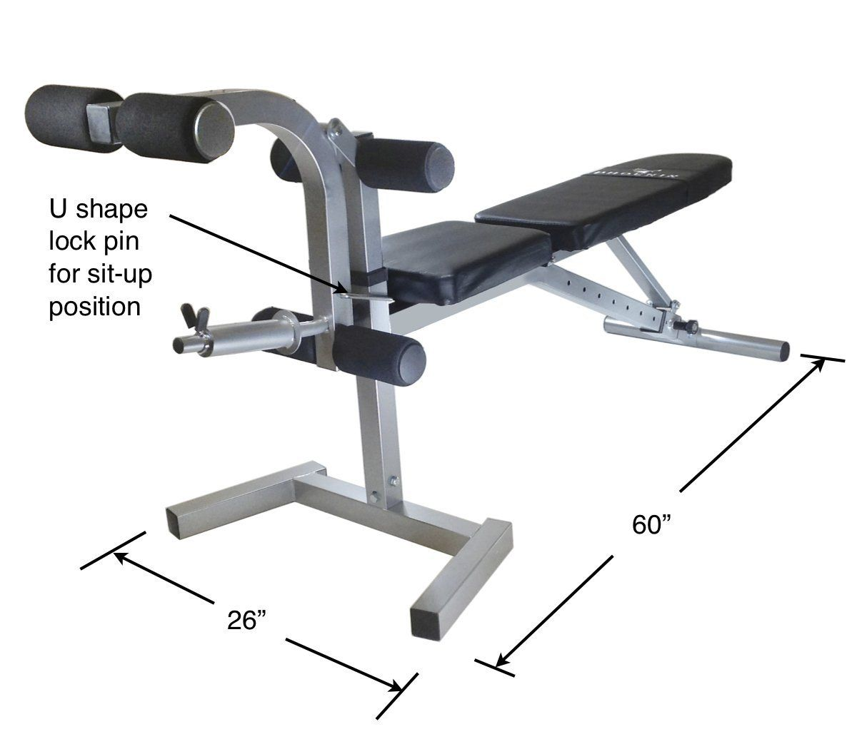Phoenix 99250 Multipurpose Decline Bench ** You could find